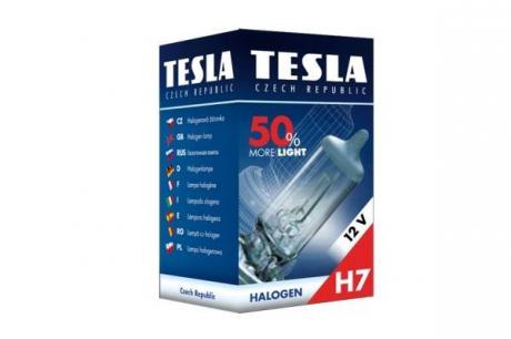 Автомобильная лампа: 12 [В] H7 55W цоколь PX26d +50% света B30701
