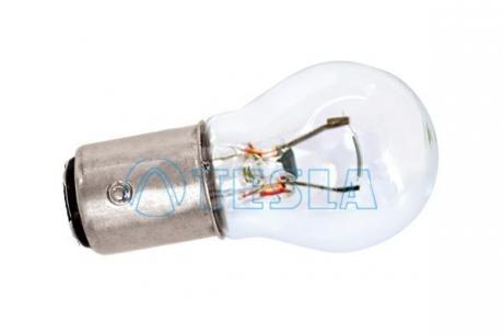 Автомобильная лампа: 12 [В] P21W 21W цоколь BA15s B52101
