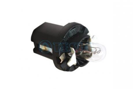 Автомобильная лампа 12V 1,2W BAX10d/B8,5d B77201