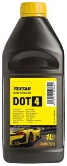Тормозная жидкость 1л (DOT 4) TEXTAR 95002200