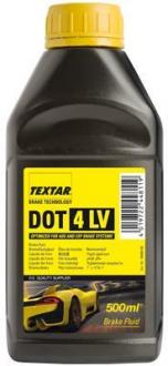 Тормозная жидкость DOT4 HP 0,5L 95006100