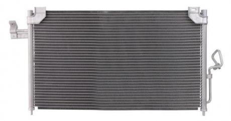 KTT110070 THERMOTEC Радіатор кондиціонера