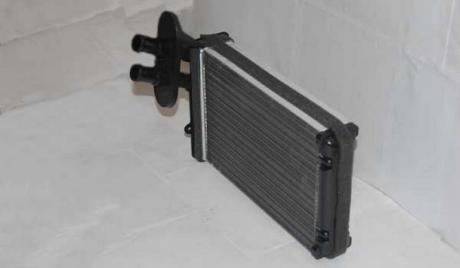Радиатор печки Chery M11 TOPRAN M11-8107130-TOPRAN