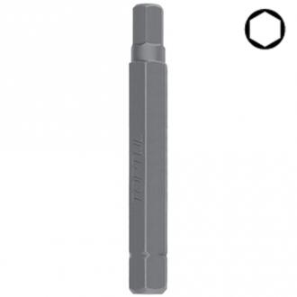 Бита шестигранная TOPTUL 10мм L-75мм HEX 6мм FSDB1206