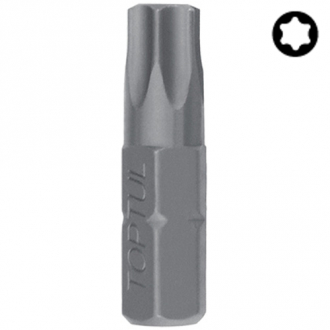 Бита TOPTUL 10мм L-30мм TORX T20 FSEA1220