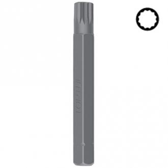 Бита SPLINE TOPTUL 10мм L-75мм M10 FSFB1210