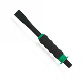 Ручное зубило TOPTUL 10x150 (в защитно чехле) HCBB1015