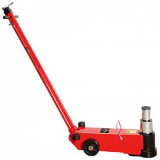 Домкрат грузовой 40т / 20т пневмогидравлический 210-310 / 400 мм (с доп вставками 520) TORIN TRA40-2A