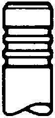 539017 TRW Выпускной клапан
