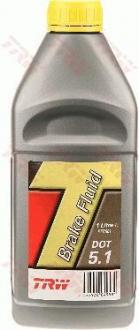 Жидкость тормозная DOT 5,1 1л PFB501