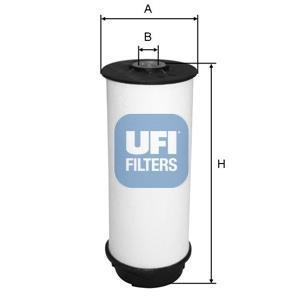 26.080.00 UFI Топливный фильтр