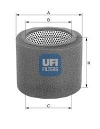 27.061.00 UFI Воздушный фильтр