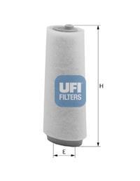 27.353.00 UFI Воздушный фильтр