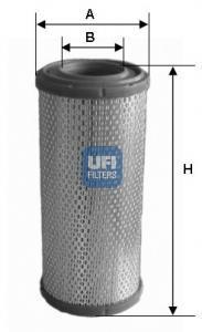 27.356.00 UFI Воздушный фильтр