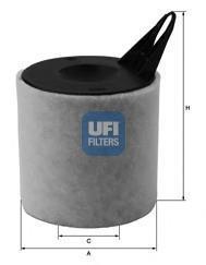 27.595.00 UFI Воздушный фильтр
