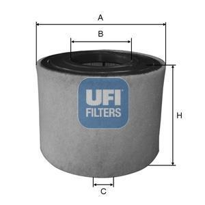 27.A54.00 UFI Воздушный фильтр