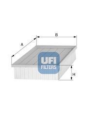 30.027.00 UFI Воздушный фильтр