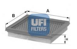 30.099.00 UFI Воздушный фильтр