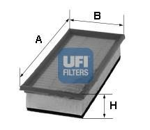30.210.00 UFI Воздушный фильтр