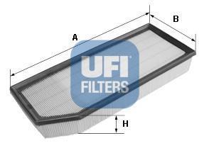 30.274.00 UFI Воздушный фильтр