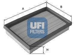 30.384.00 UFI Воздушный фильтр
