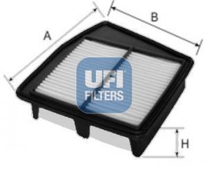 30.408.00 UFI Воздушный фильтр