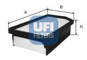 30.469.00 UFI Воздушный фильтр