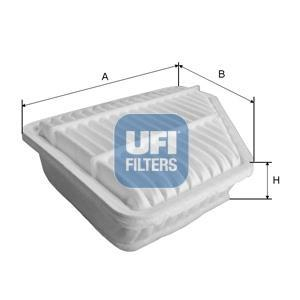 30.504.00 UFI Воздушный фильтр