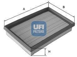 30.558.00 UFI Воздушный фильтр