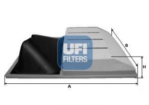 30.629.00 UFI Воздушный фильтр