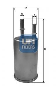 31.918.03 UFI Топливный фильтр