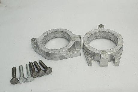 Проставки увеличения клиренса задние Geely EC-7 EC-7-12351
