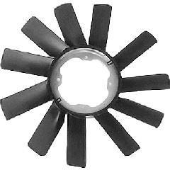 Крыльчатка вентилятора BMW E30, E34, E36, E39 (пр-во Van Wezel) 0640742