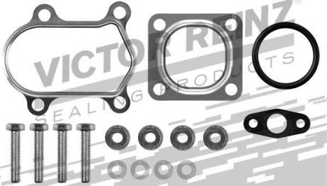 Монтажный комплект турбины CіTROEN/FіAT/OPEL/PEUGEOT/RENAULT Jumper,Ducato,Movano,Boxer,Master 2,8HD 04-10047-01